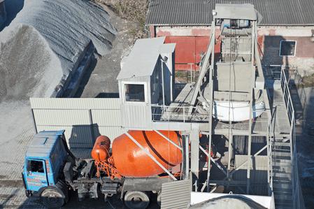 бетон і цементний розчин